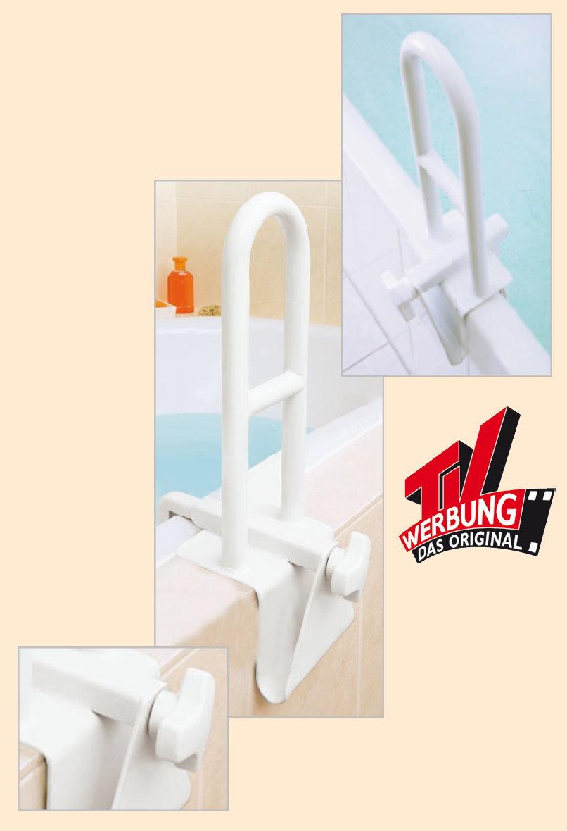 komfort senioren einstiegshilfe haltegriff griff badewanne ebay. Black Bedroom Furniture Sets. Home Design Ideas