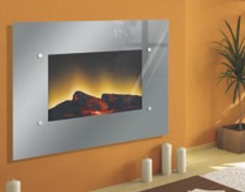 elektrischer kamin maxx wandkamin elektrokamin b ware ebay. Black Bedroom Furniture Sets. Home Design Ideas