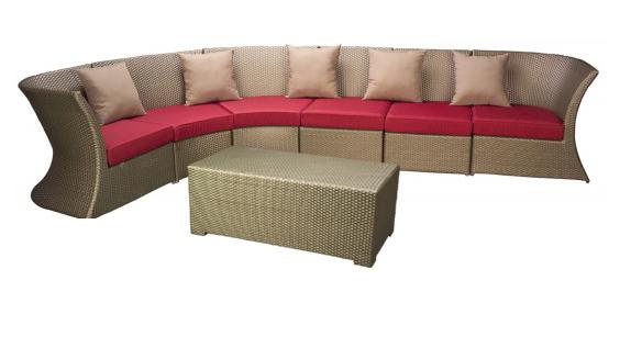 19tlg xl luxus rattan lounge sofa sitzgruppe m bel neu ebay. Black Bedroom Furniture Sets. Home Design Ideas