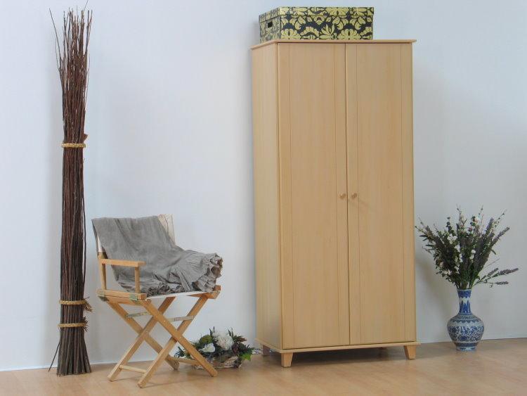 2trg Kleiderschrank Jack Schrank Birke Dekor Neu Ebay